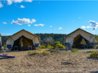 The Zion Luxury Camp